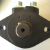 Hydraulic motor SAE b keyed shaft|