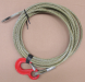 |Wire Rope 1/2 123.7mm with hook
